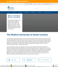 Medical University of South Carolina