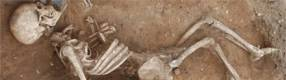 Caistor skeleton mystifies archaeologists