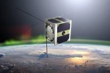 Switzerland has sent its first satellite into space