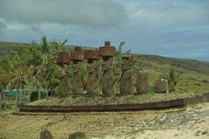Easter Island discovery sends archaeologists back to drawing board