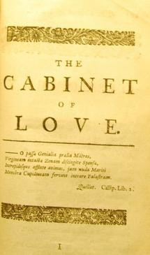 Hidden pornographic poems explain 'bestseller' success of C18 poetical