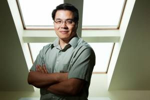 "Min-Feng Yu's group developed ""trolling  AFM,"" a method for"