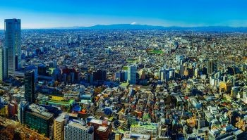 Tokyo-Yokohama is the most populous urban area in the world.