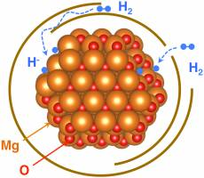 A new study explains how an ultrathin oxide layer (oxygen atoms shown in red) co