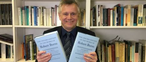 Major Robert Burns Research Revealed - 50 songs were not by Scotland's nat