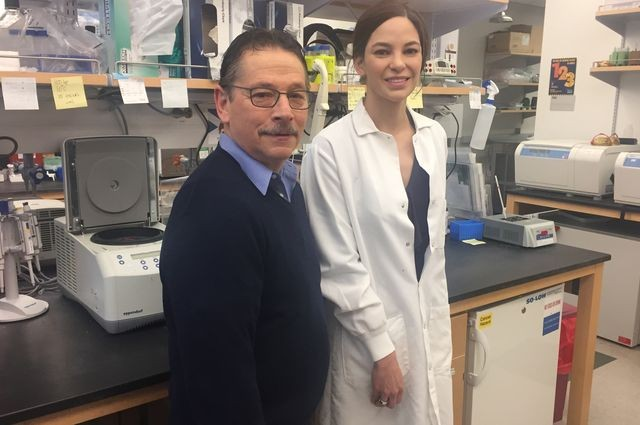 UCLA Broad Stem Cell Research Center  										 Led by  Donald Kohn and Katelyn
