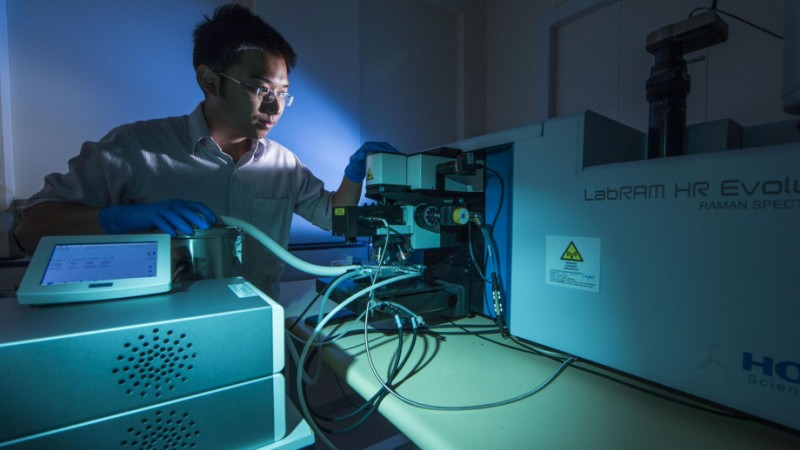 Dr Hieu Nguyen, ANU Research School of Electrical, Energy and Materials Engineer