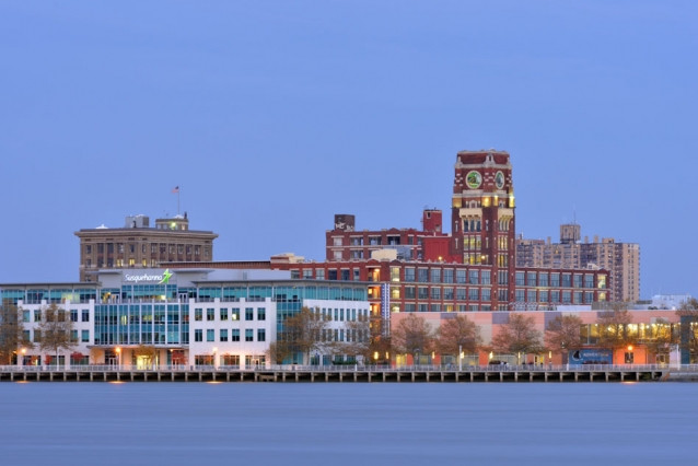 A new MIT-led study set in Camden, New Jersey (pictured here), finds that &rsquo