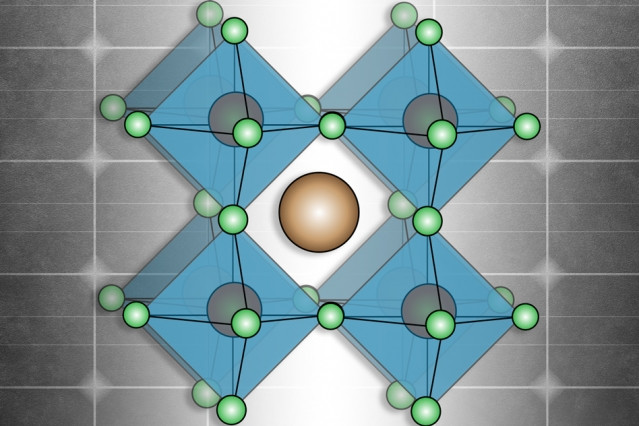 Perovskites, a family of materials defined by a particular kind of molecular str
