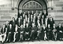 University of Sydney staff and students 1926