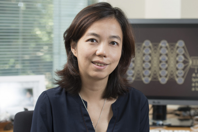 Fei-Fei Li is a of computer science and co-director of Stanford's Institut