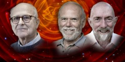 The Nobel Prize in Physics 2017: laureates Rainer Weiss, Barry Barish and Kip T