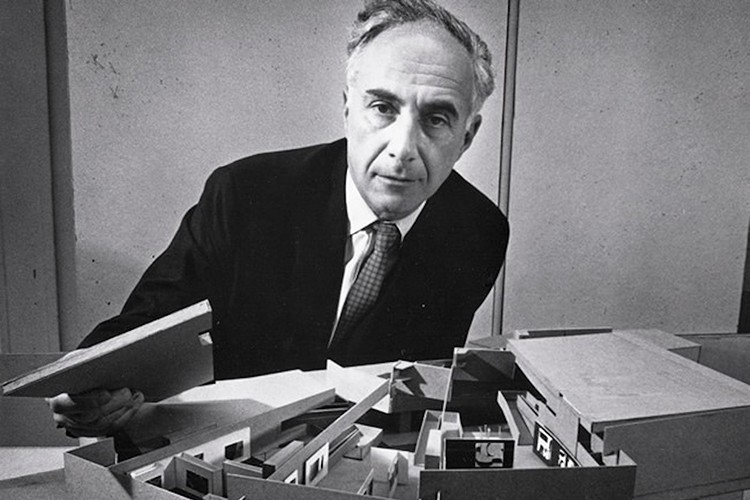 Peter Selz was the founding director of BAMPFA from 1965 to 1973. (BAMPFA photo)