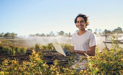 UQ's Master of Agricultural Science is one of 13 programs at UQ's Ga