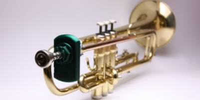 The trumpet mouthpiece with the sensors is as easy to assemble as any other mou
