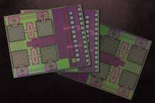 MIT researchers' millimeter-sized ID chip integrates a cryptographic processor,