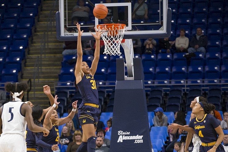 Kristine Anigwe has turned herself into the most prolific rebounder in college b
