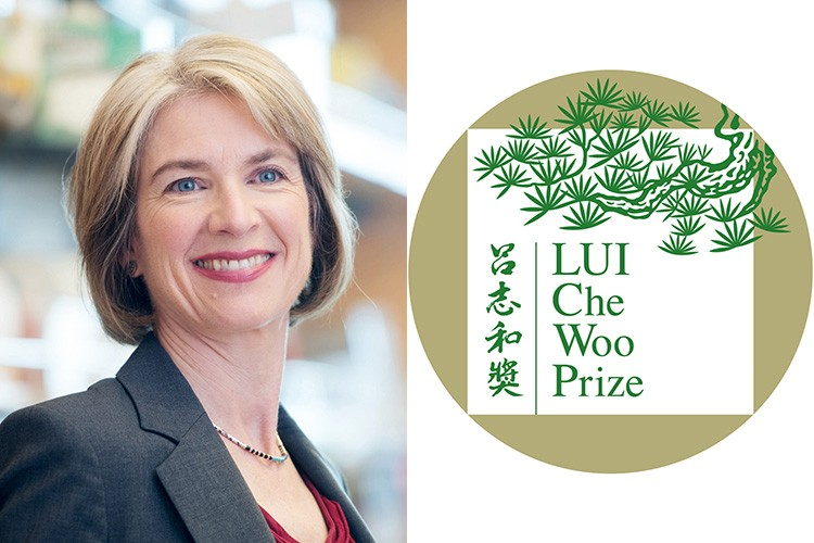 CRISPR inventor Jennifer Doudna was awarded the 2019 Welfare Betterment Prize by