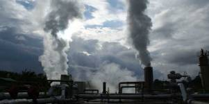 Geothermal energy is becoming increasingly important: geothermal power plant in