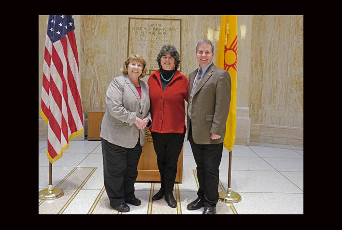 Los Alamos National Laboratory and Northern New Mexico College announce a collab