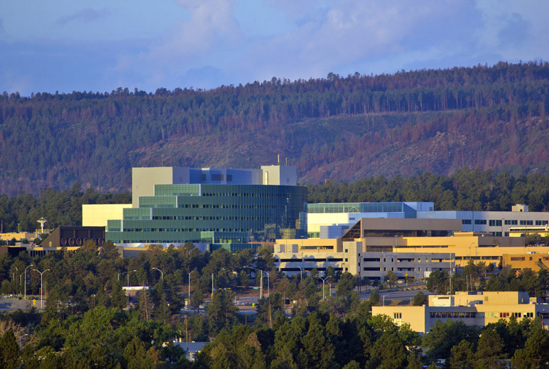 Los Alamos National Laboratory is running simulation codes in support of the Nat