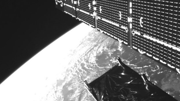 Cameras will be developed to track the condition of satellites