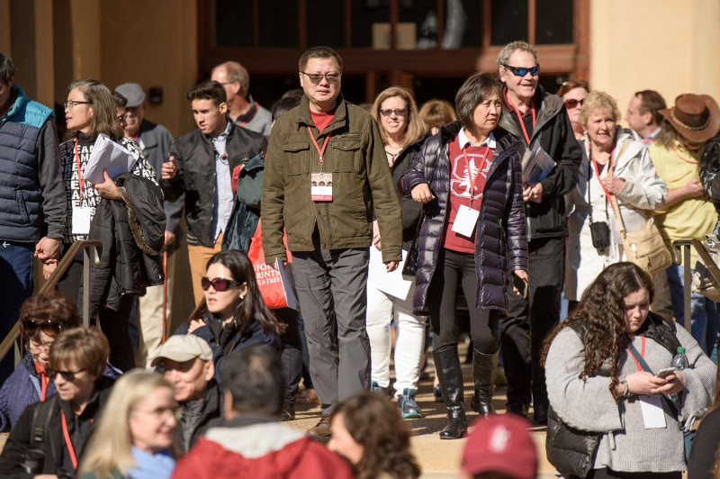 More than 4,000 family members are expected to attend the annual Stanford Family