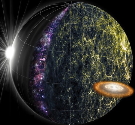 The SPHEREx mission will study the history of galaxies, and the origin of our un
