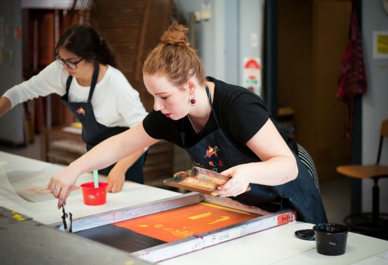 All creative students can also enrol in electives across the university.