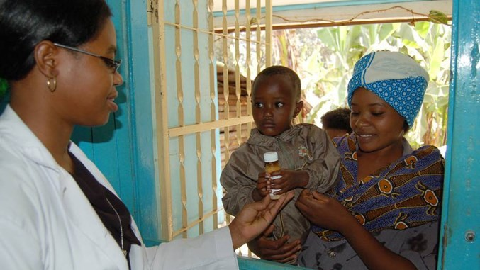 Clinical personnel often take over medicines management in rural health faciliti