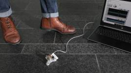 By installing sensors in a building's floor slabs, it's possible to measure
