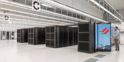 A world leader: the Piz Daint supercomputer at CSCS in Lugano. (Image: CSCS)