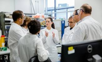 UQ researchers have joined forces with GARDP to develop new antibiotics