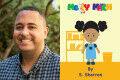 Stanford staffer illustrates diverse children's book