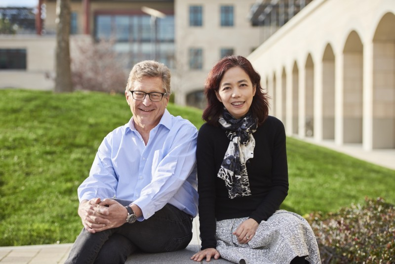 John Etchemendy and Fei-Fei Li will co-direct the new Stanford Institute for Hum