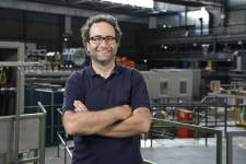 Aldo Antognini is part of the research collaboration measuring the deuteron via