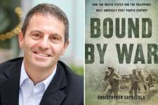 MIT Historian Christopher Capozzola is the author of the new book, 'Bound by War