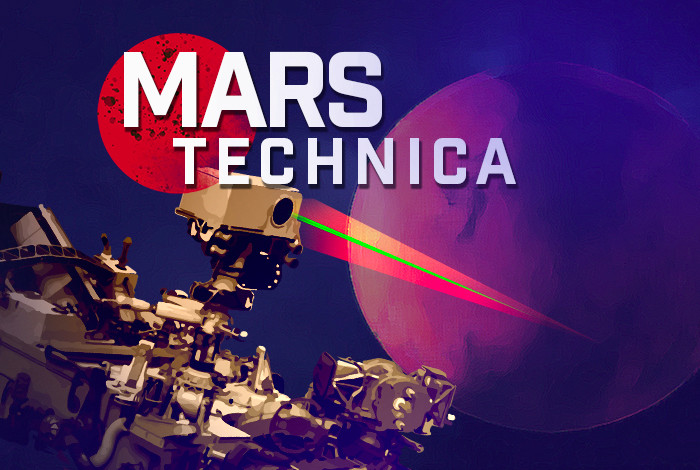 Mars Technica is a new, limited-series podcast where experts talk about the scie