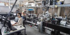 In recent years, ultrafast laser physics - such as Ursula Keller's Attoline lab