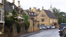 Chipping Camden, Gloucestershire. A new report argues that changes to the ways i