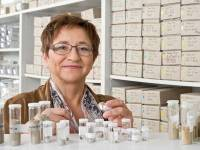 The research of Ingrid Kögel-Knabner helps to ensure the worldwide supply of nut