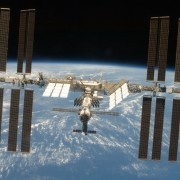 Image of the International Space Station courtesy of NASA