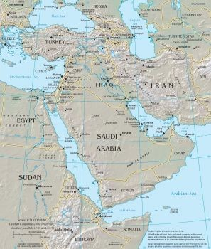 Sussex builds up expertise in modern history of the Middle East