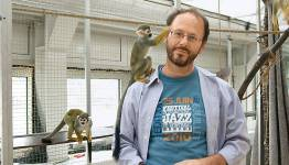 The cognitive biologist Tecumseh Fitch has discovered that monkeys have the phys